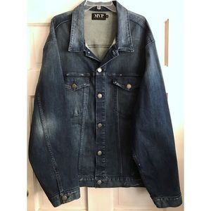 MENS Classic Denim Jacket